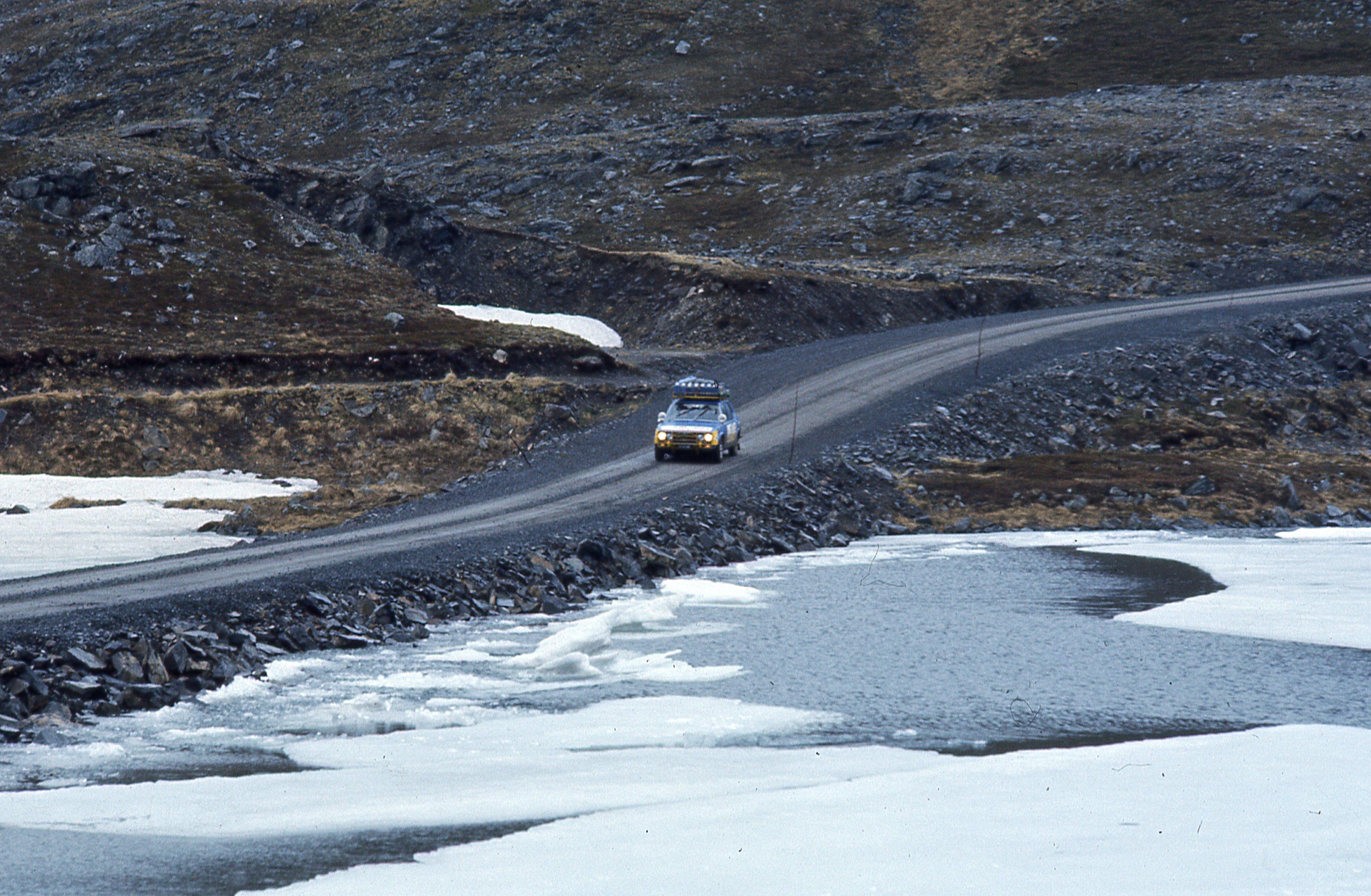 05- Lapland roads