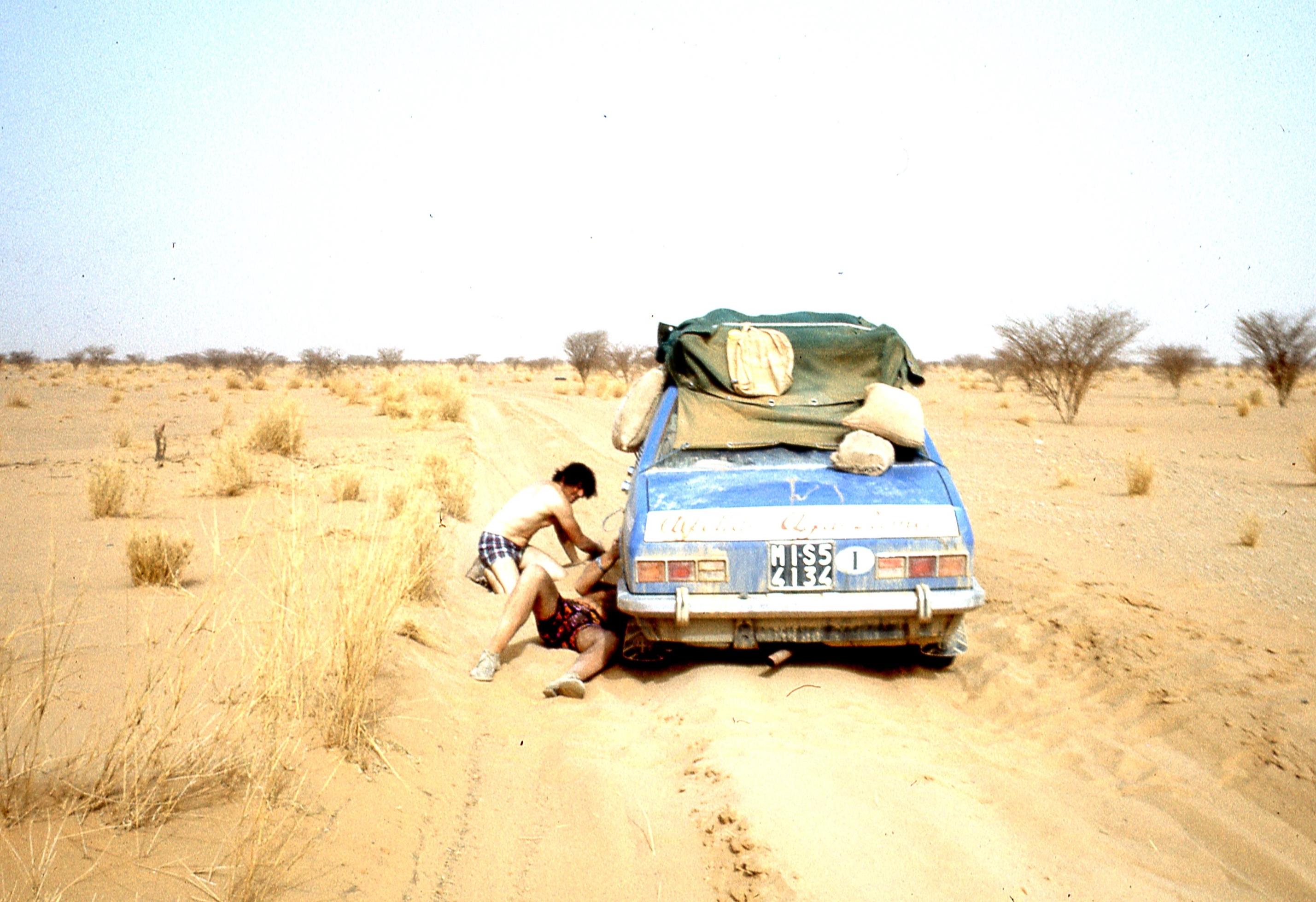 12- Stranded in Mali