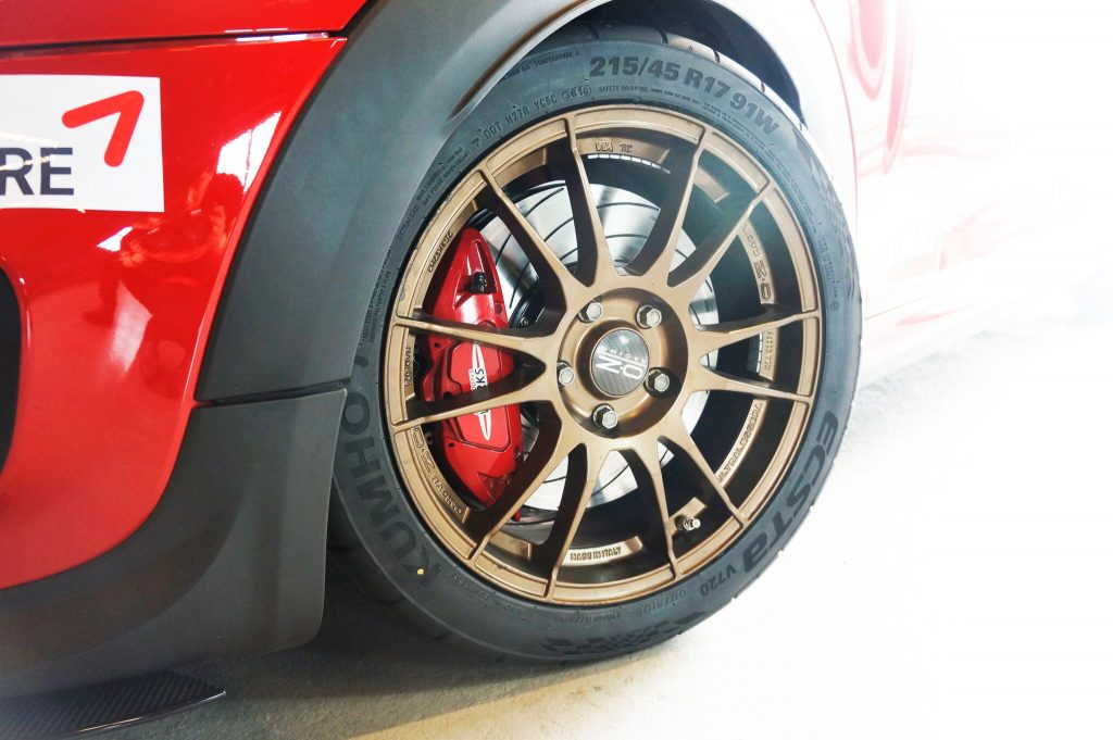 TAROX F2000 JCW WHEEL