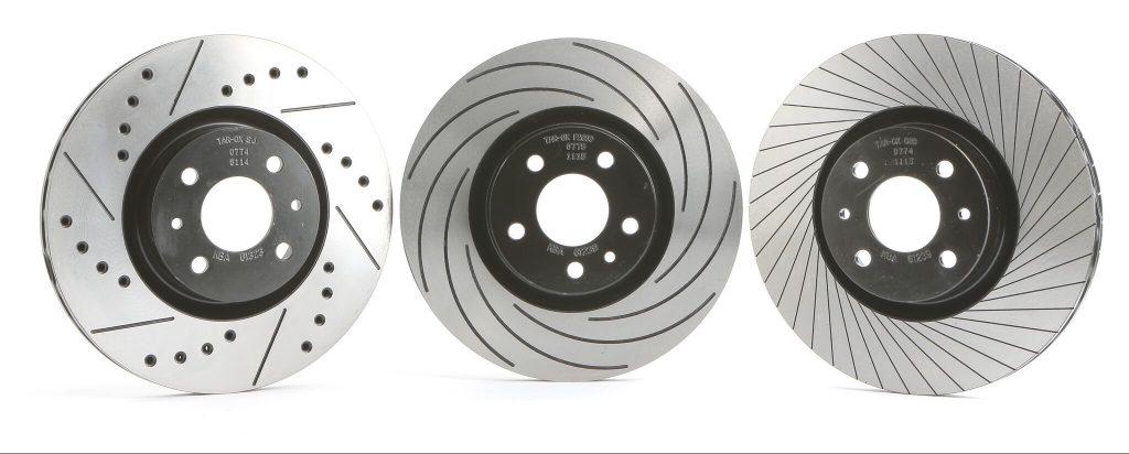 TAROX Perfomance disc range