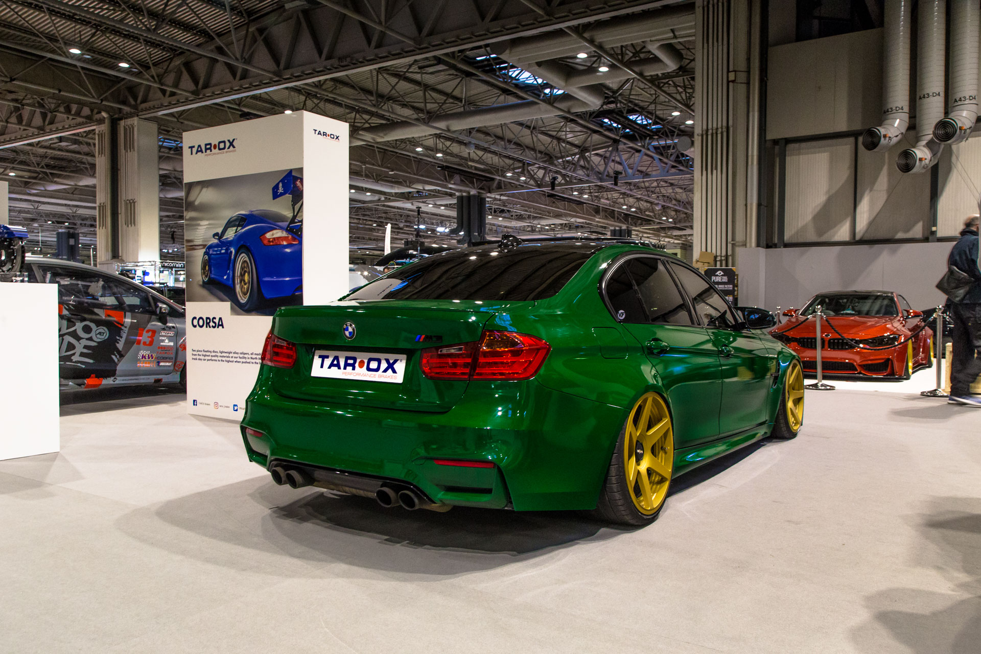 Arrivederci to TAROX long term BMW M4