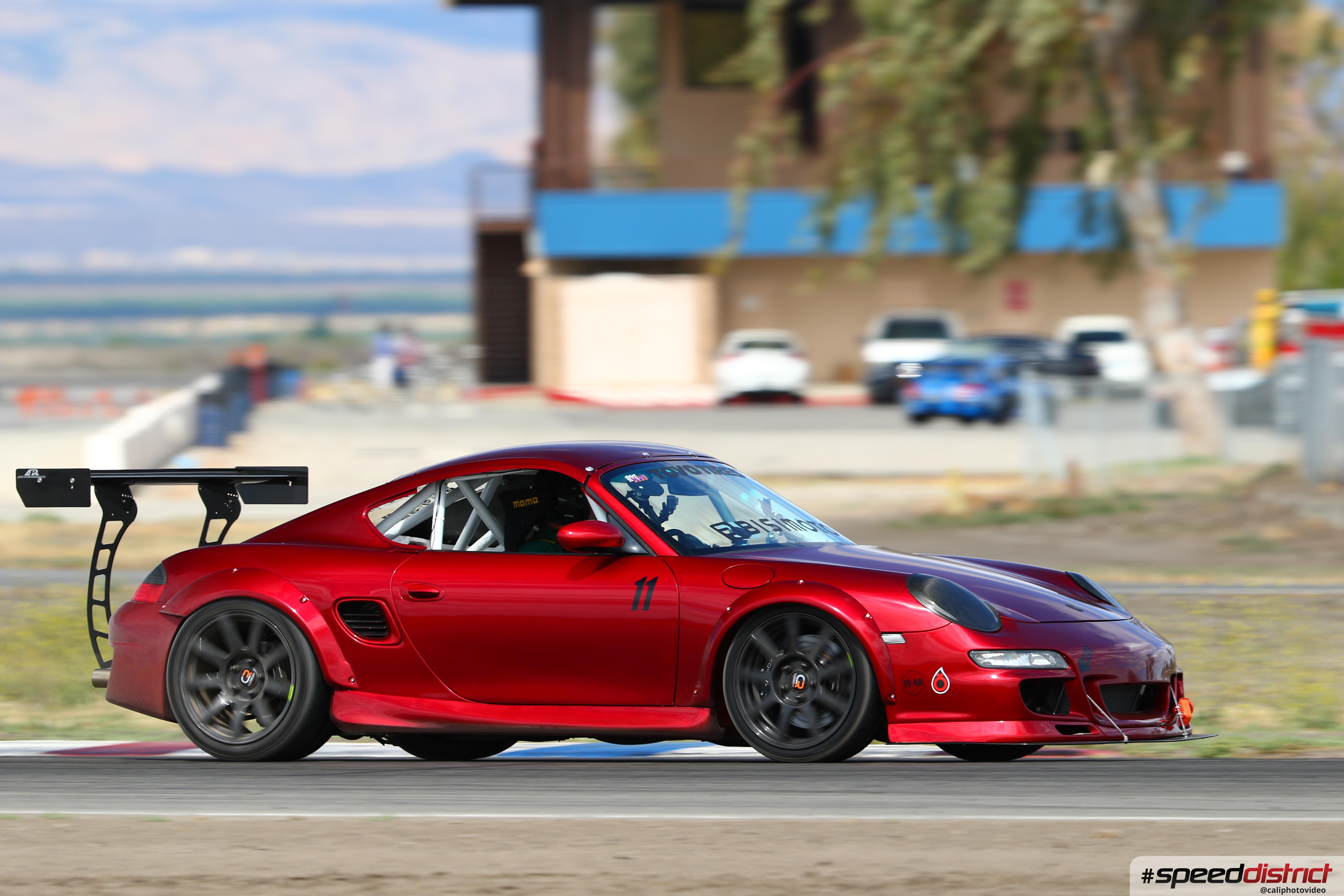 """Bisimoto chooses TAROX for """"Boxman"""" Porsche"""