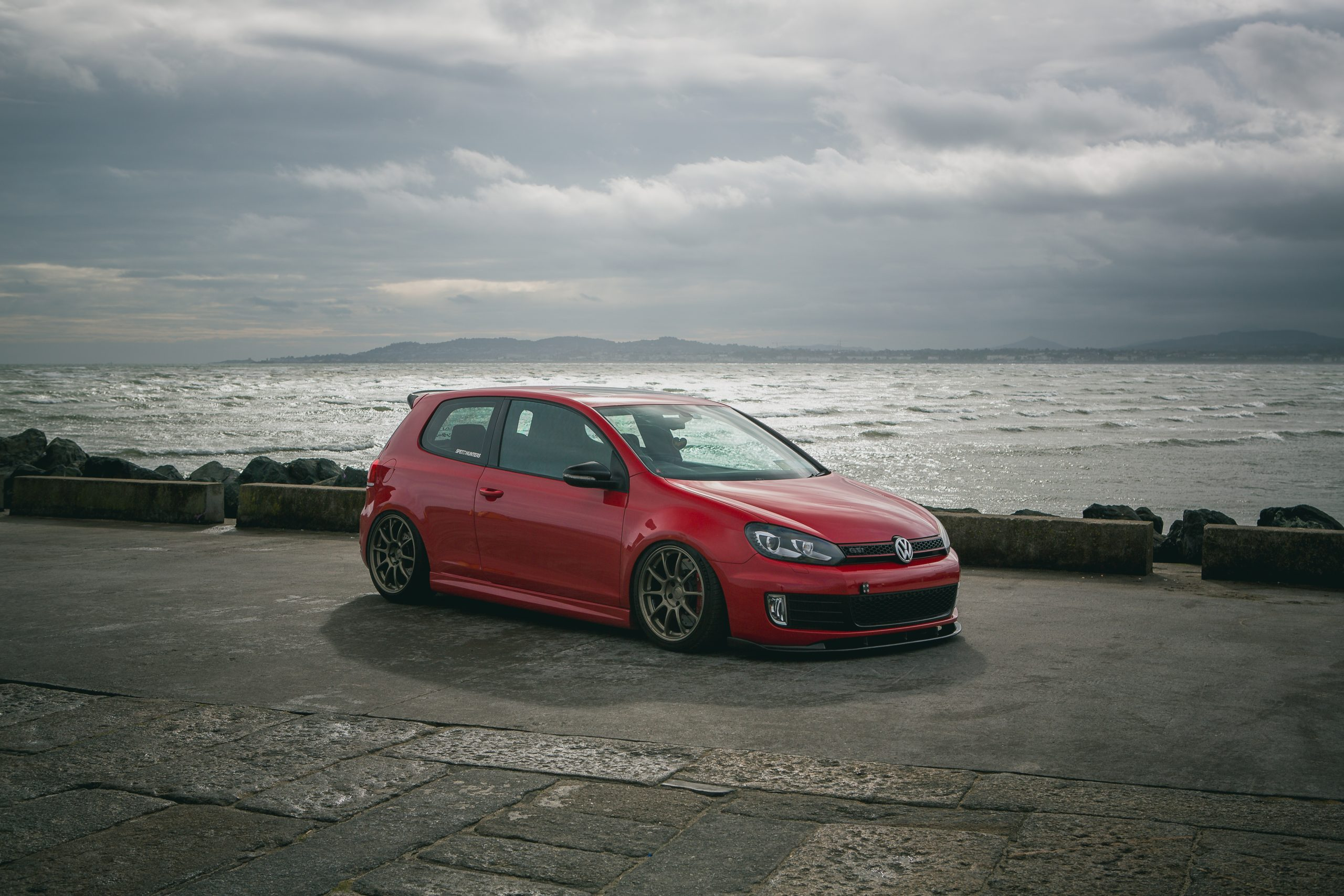 #taroxgenerations – An Illustrious Partnership With The VW Golf GTI