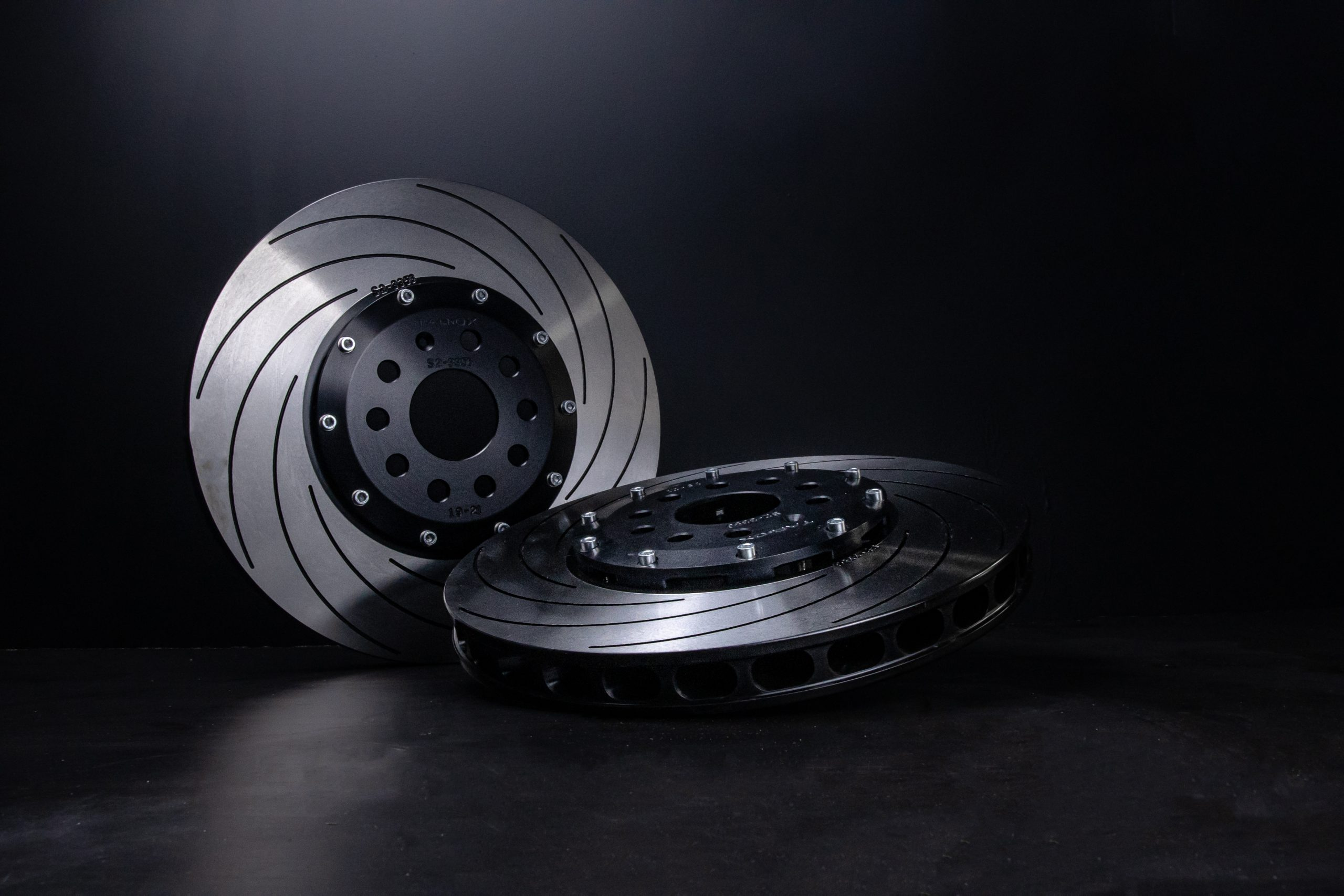 Golf Mk8 R/Clubsport – floating front disc upgrade