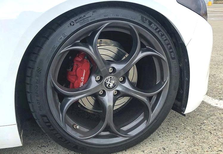 TAROX per Alfa Romeo Giulia