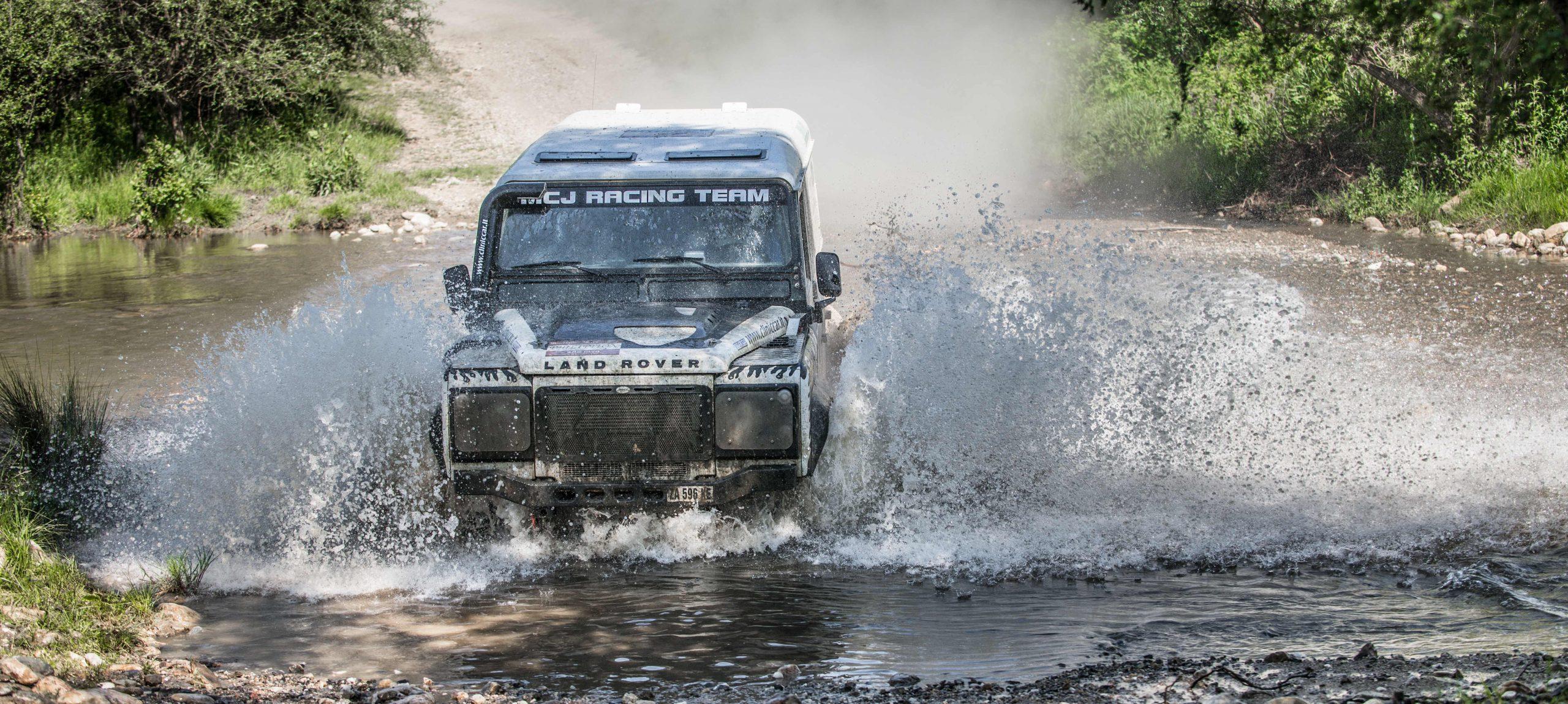 TAROX e Land Rover Defender